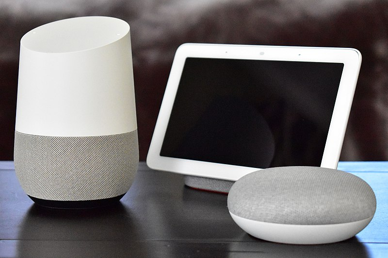 Google Smart Assistant Devices