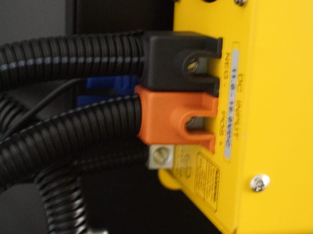 Inverter install kit
